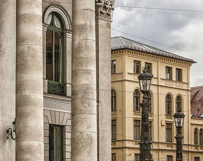 El Tour Múnich Especial no solo es história, también muchos motivo espectaculares para fotos inolvidables.
