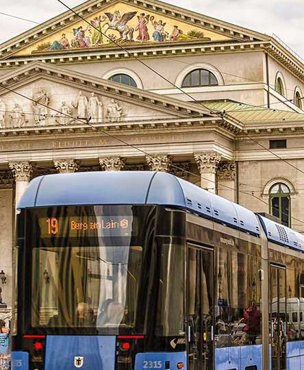 Precios transporte público Múnich