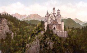 El Castillo Neuschwanstein es un lugar mágico, con una decoración y confort fascinante,