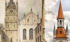 Tour la ruta del tiempo Munich