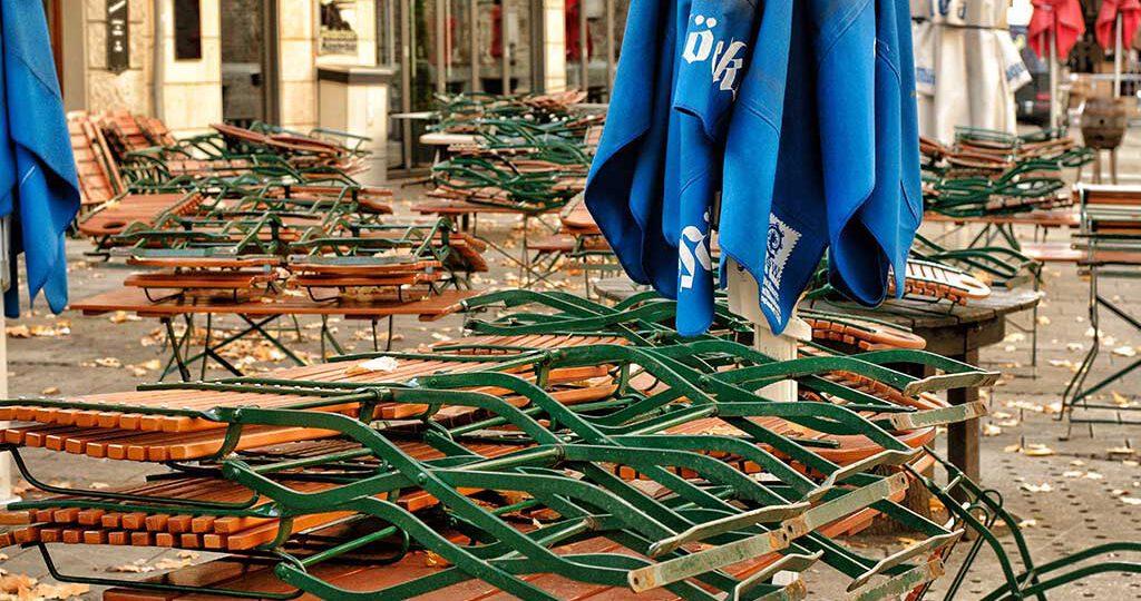 COVID19 Múnich en noviembre. Restricciones